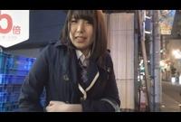 【FC2オリジナル】Fカップ制服娘さとみちゃん 第二弾!! 後編『あの美乳娘を学校帰りに再びヤッちゃいました』