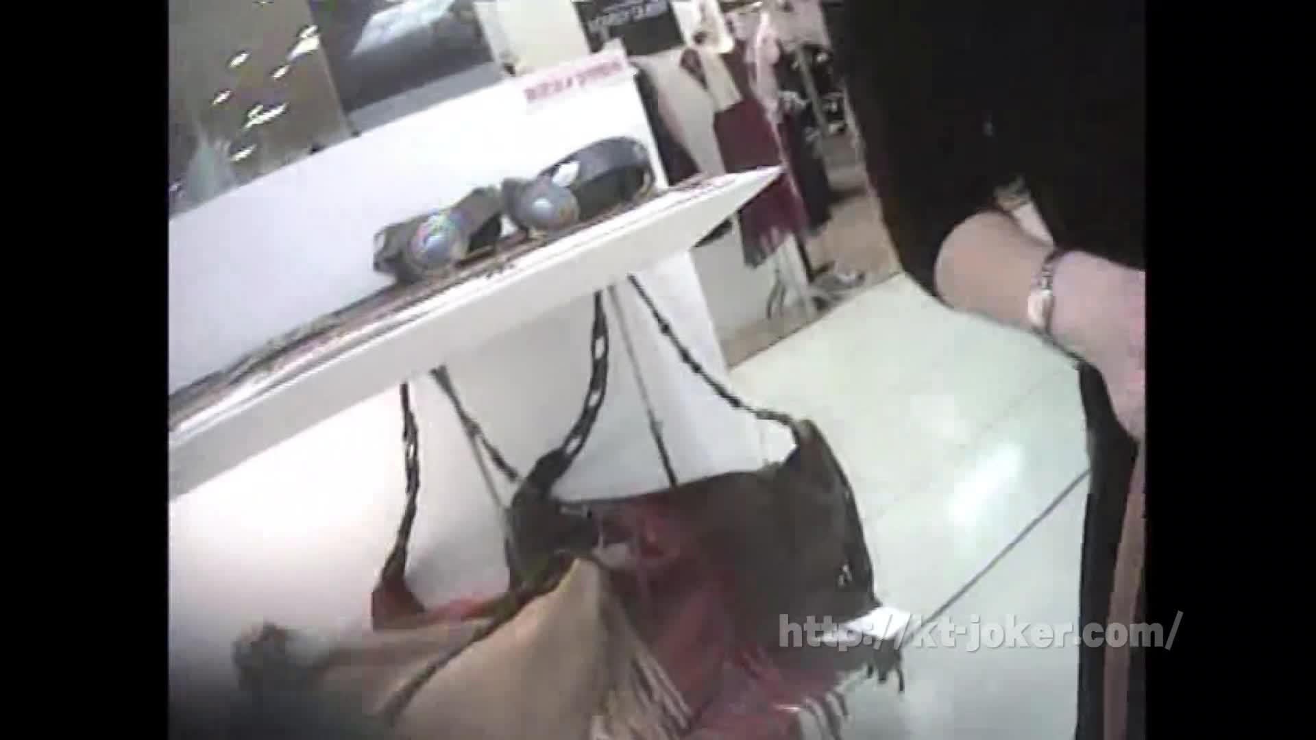 美人ショップ店員の見てるだけで勃起しちゃうくらい可愛い乳首を盗撮成功!