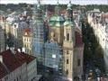 プラハ旧市庁舎 塔よりの眺望